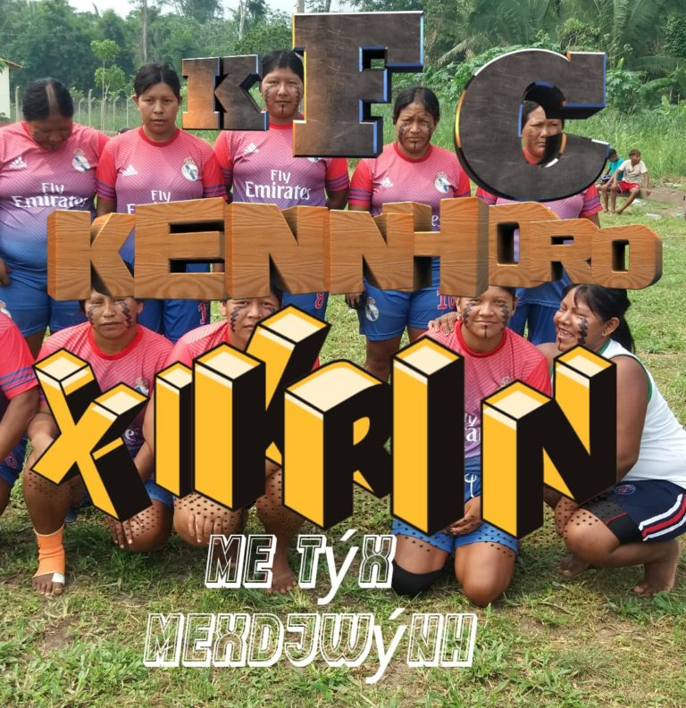 Kenhoro / Xikrin / Football / Tribe