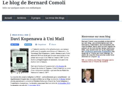 Bernard Comoli