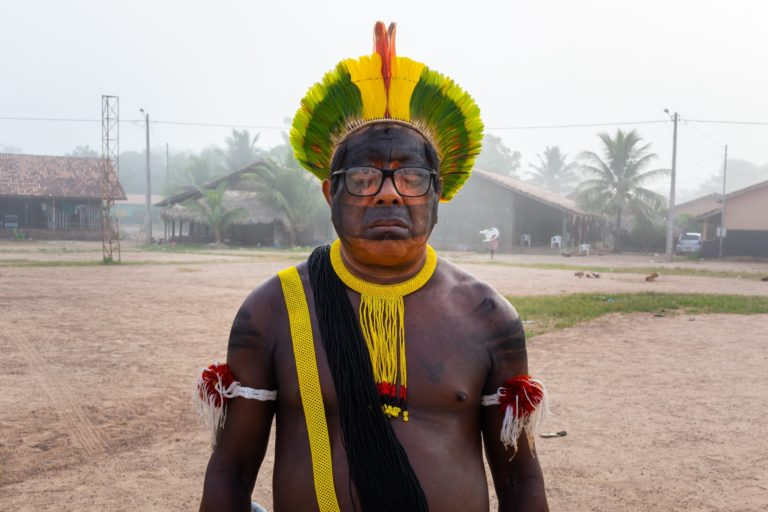 Xikrin, etnia, Amazon, tribe, Brazil, COVID-19